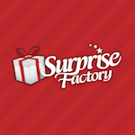 surprise factory logo giftcard asp adventure