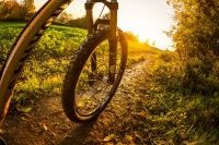 Mountainbiketocht voor beginners