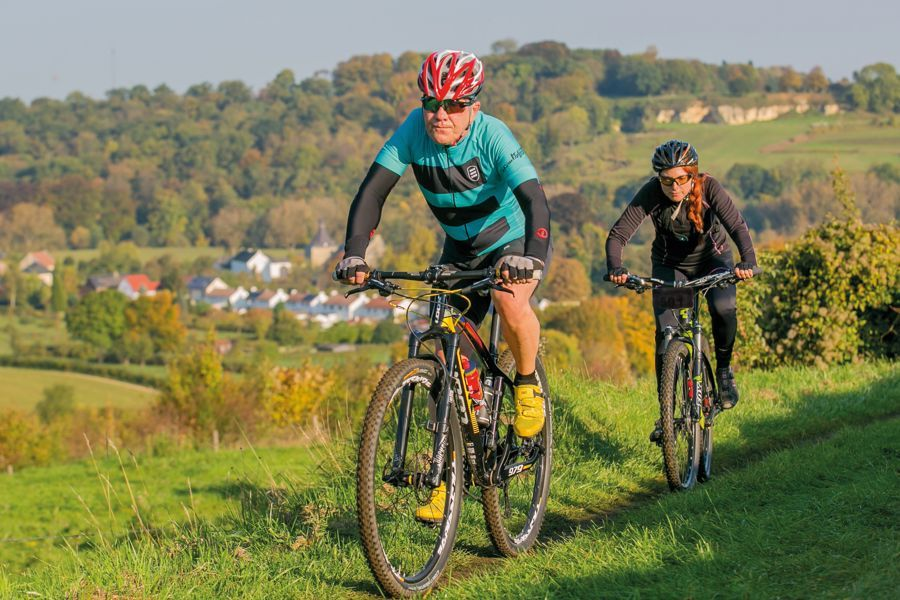ASP Adventure Valkenburg mountainiketocht||||