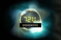 72 uur ondergronds in 1 dag (10-12p.)