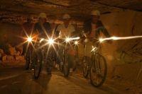 Combinatie Grotbiken en Avontuurlijke Grottentocht (vanaf 10p.)